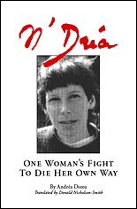 One Woman's Fight to Die Her Own Way - Andrea Dorea