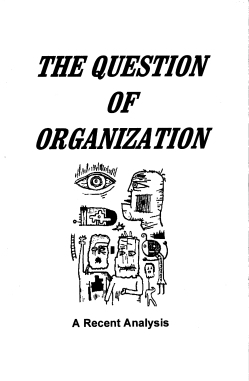 Question Of Organization  Cover.jpg